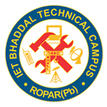 IET BHADDAL client logo